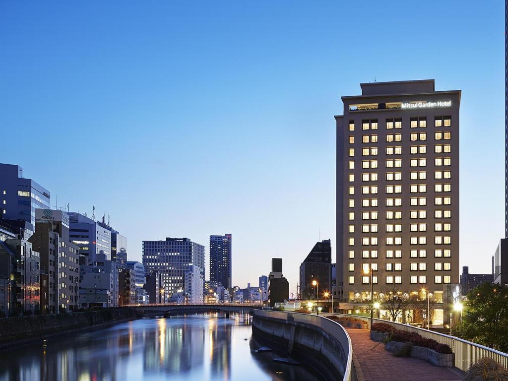 best price on mitsui garden hotel osaka premier in osaka reviews