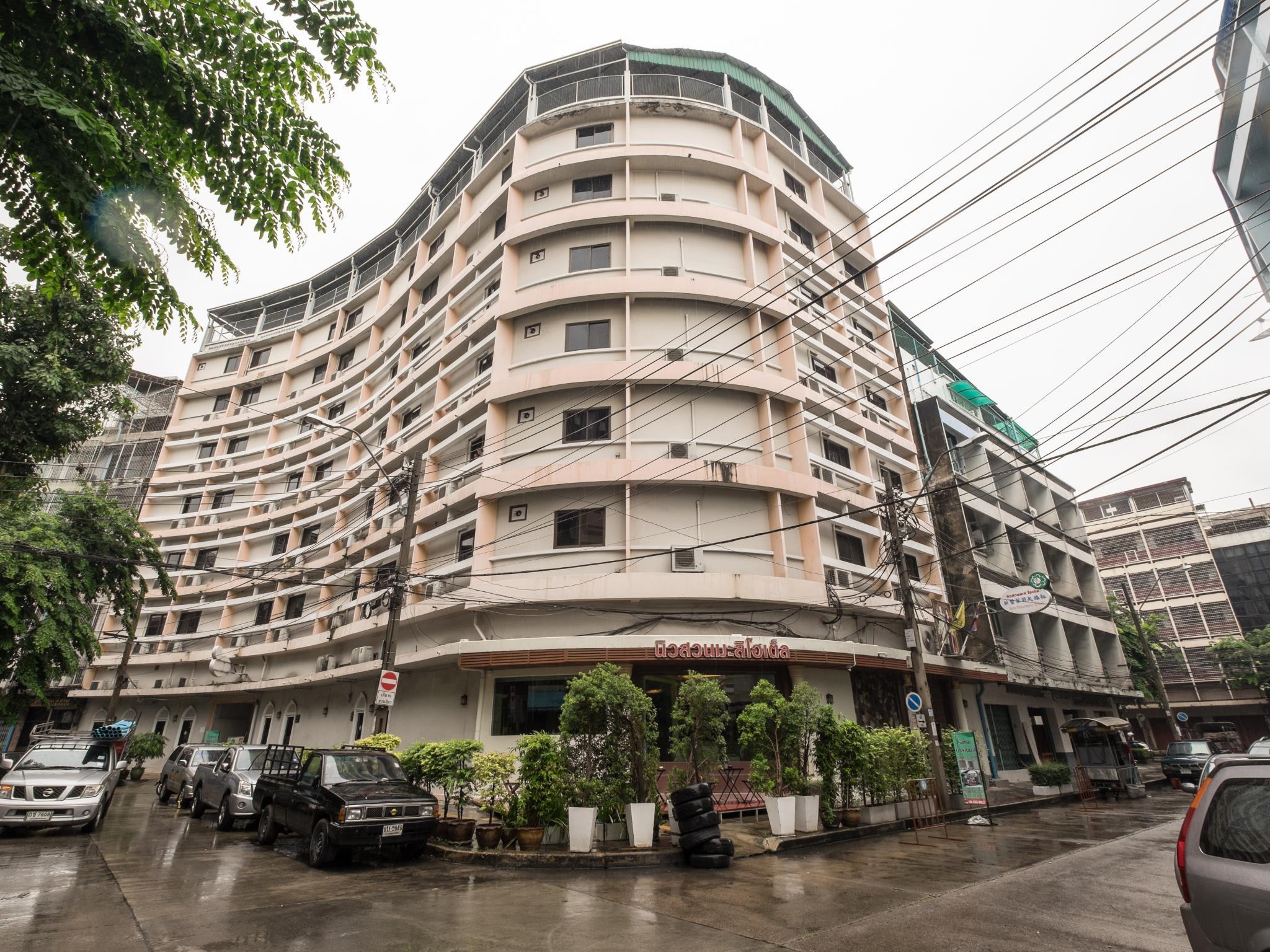 New Suanmali Hotel, Pom Pram Sattru