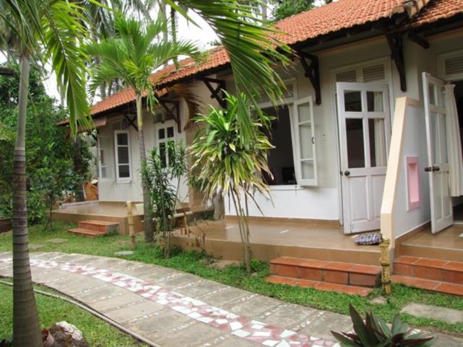Khách Sạn Nhật Quang Mũi Né