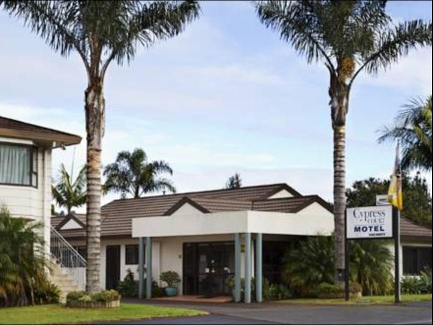 Cypress Court Motel, Whangarei