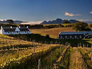 Aaldering Vineyards and Wines Luxury Lodges