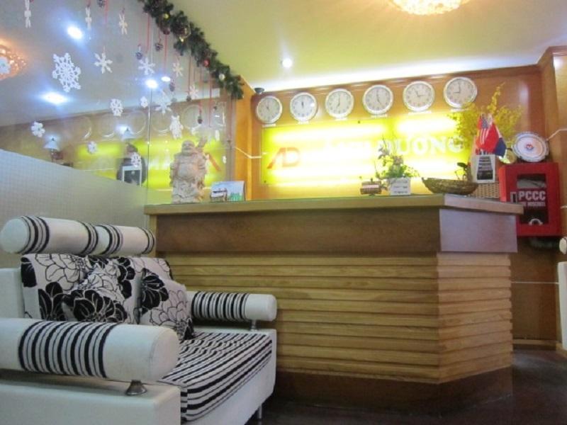 Khách Sạn Ánh Dương Hồ Chí Minh