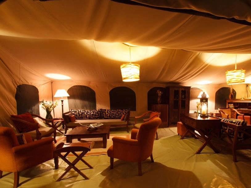 Leleshwa Camp Hotel, Narok West