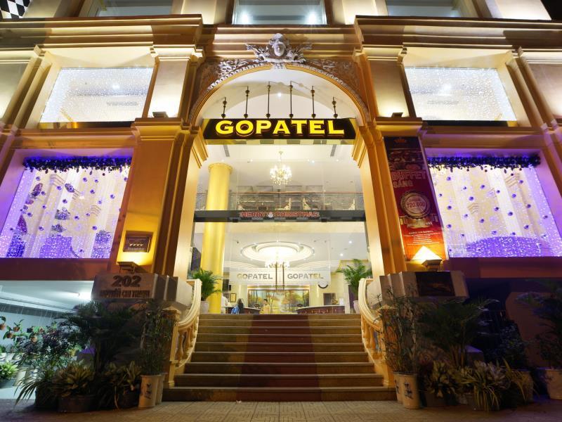 Khách Sạn Gopatel Đà Nẵng