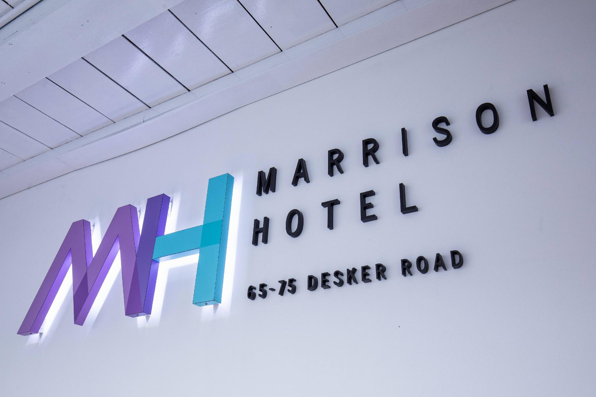Marrison Hotel at Desker, Rochor