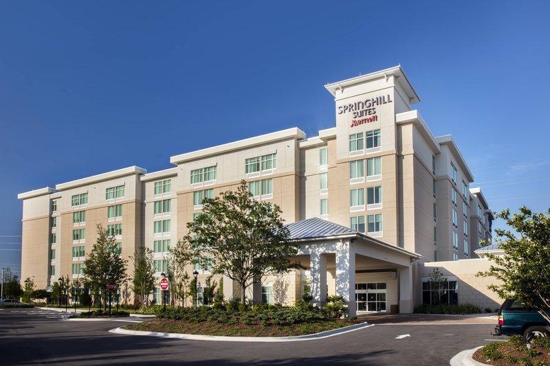 SpringHill Suites Orlando at Flamingo Crossing/West Entrance, Orange