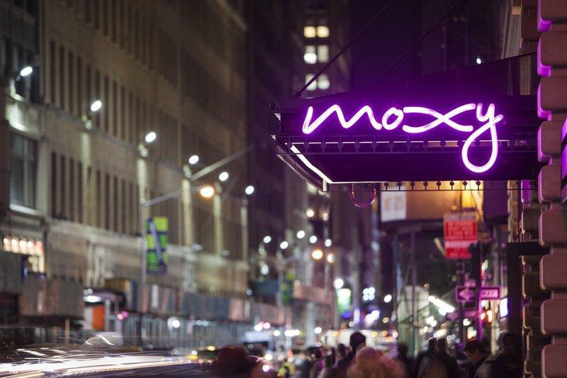 Moxy NYC Times Square, New York