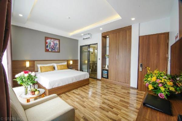 Green Hadong Hotel Hanoi
