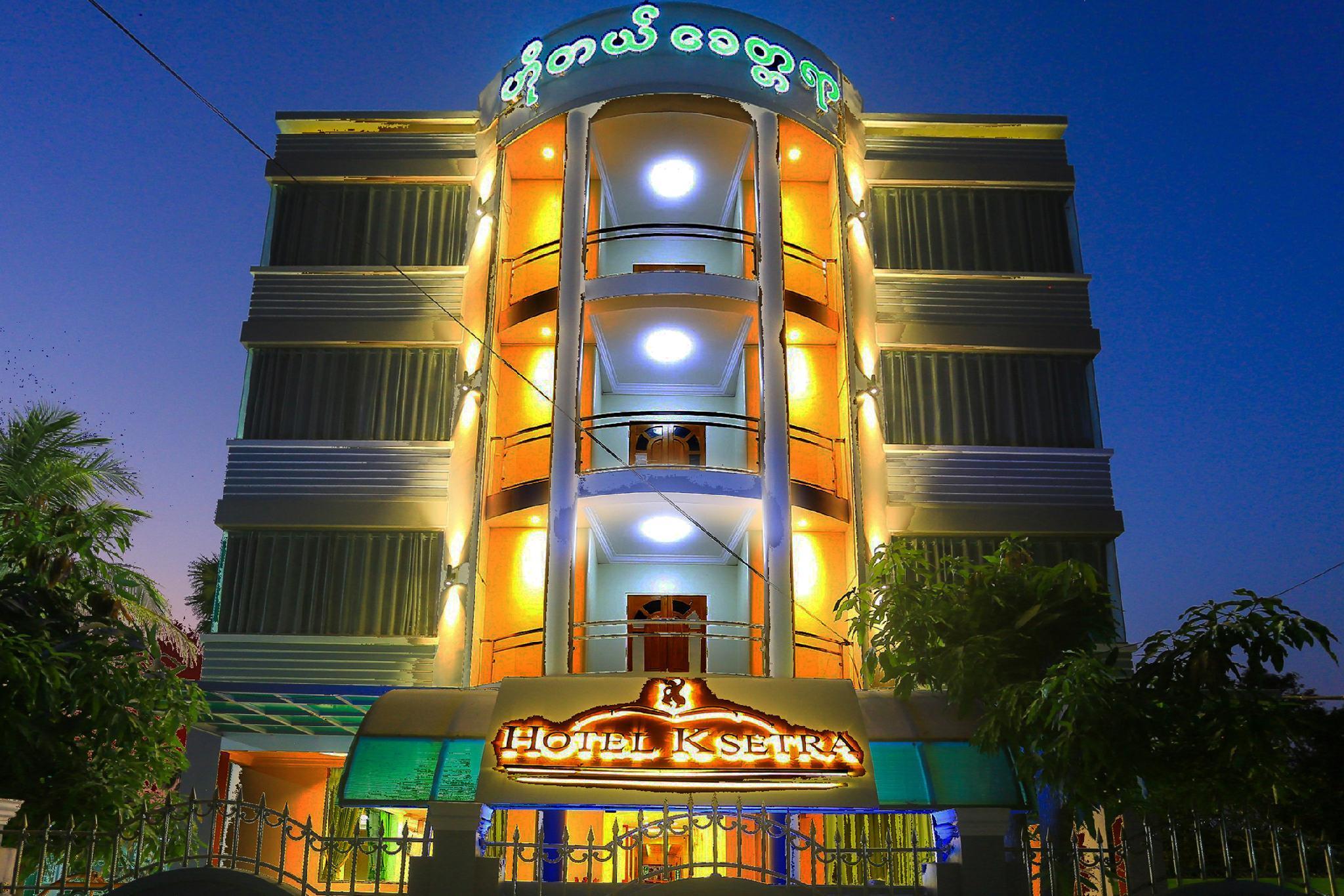Hotel Ksetra, Pyay