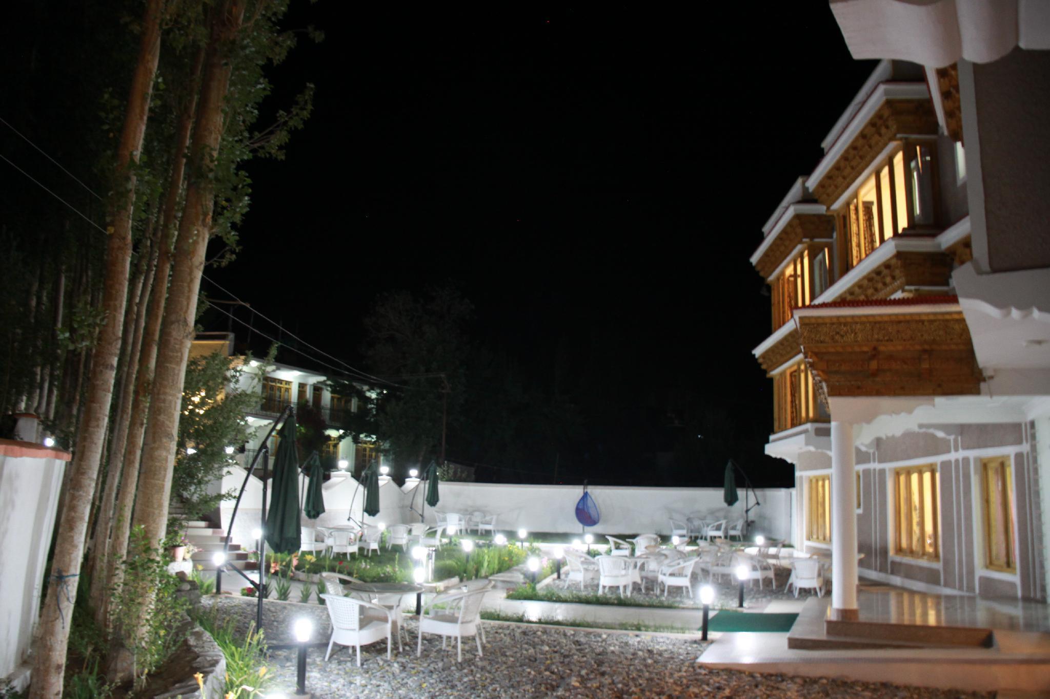 Sangaylay Palace, Leh (Ladakh)