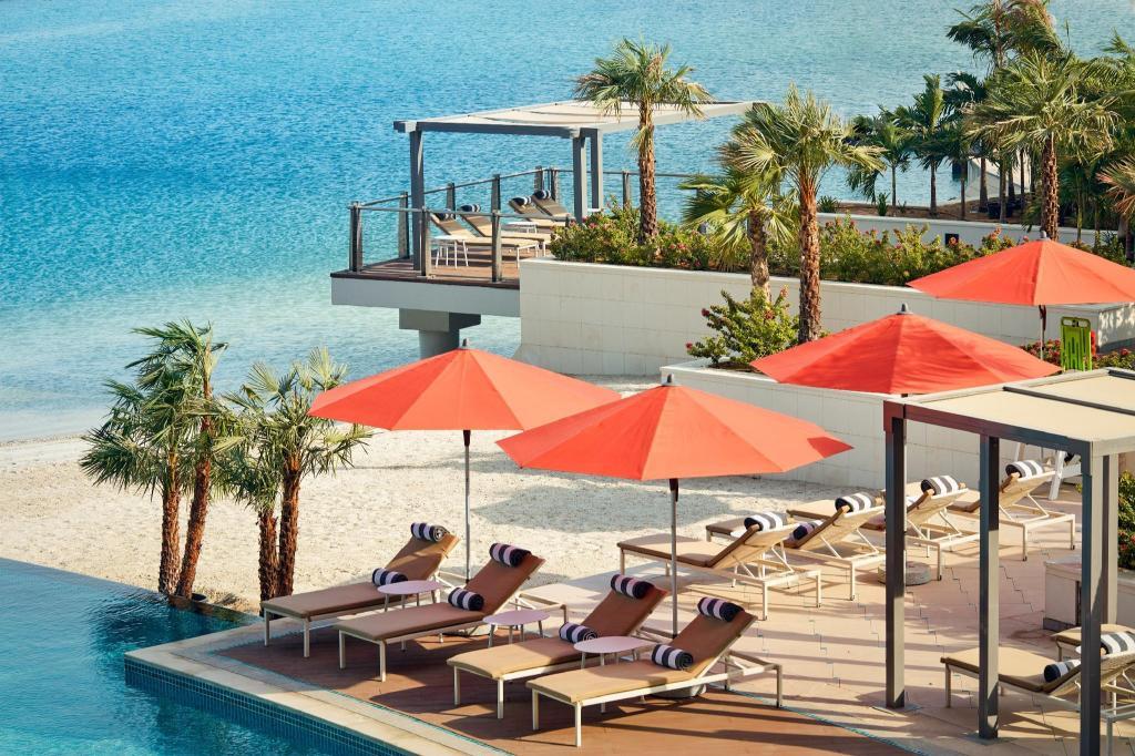 阿布扎比君悦大酒店及阿联酋珍珠旅馆公共区域