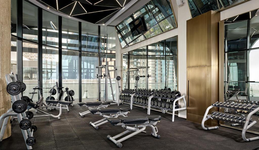 阿布扎比君悦大酒店及阿联酋珍珠旅馆体育活动设施