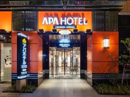 APA Hotel Asakusa-Ekimae