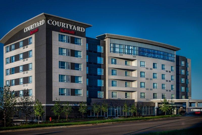 Courtyard by Marriott Winnipeg Airport, Division No. 11