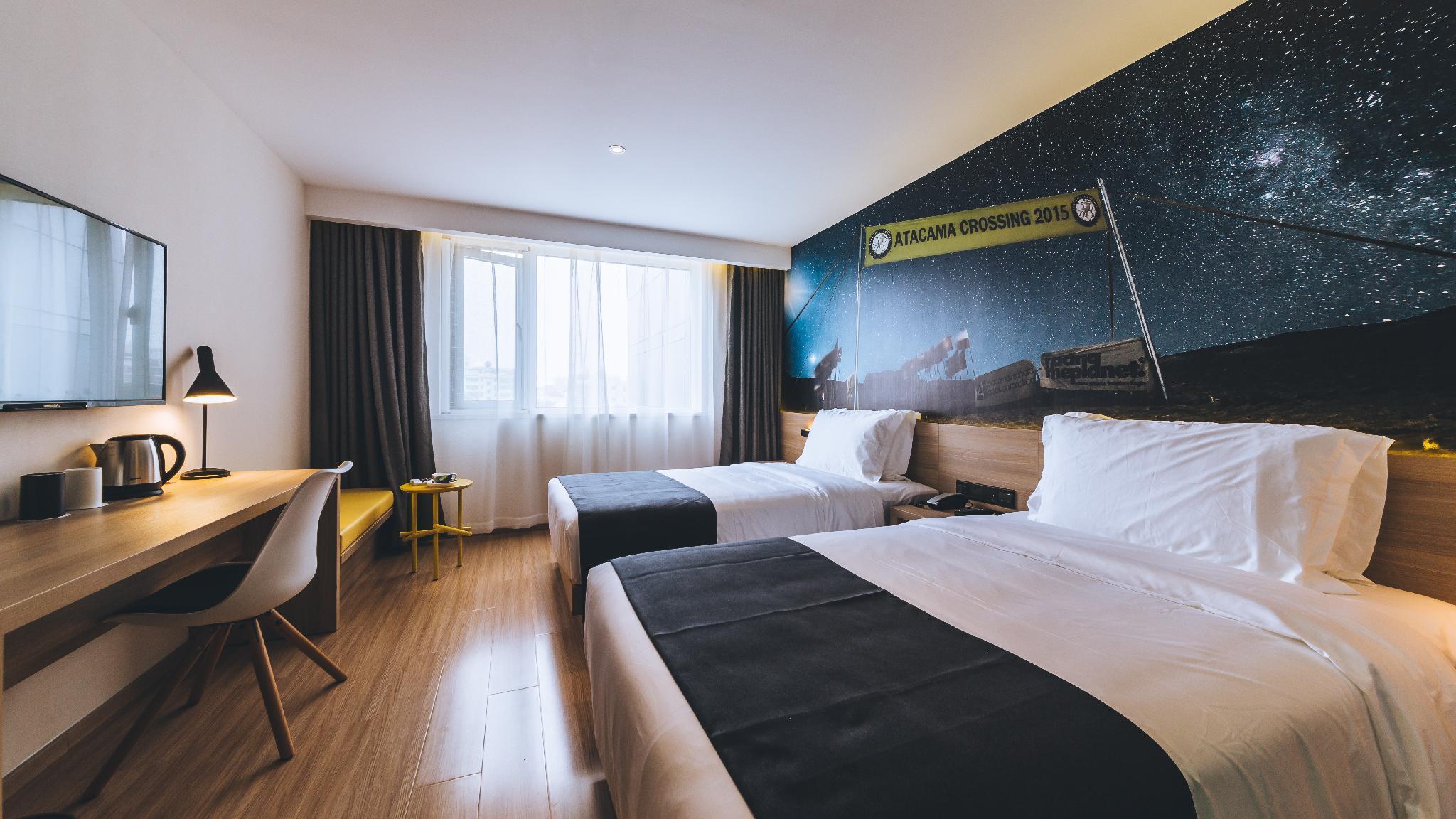 Shanghai Zeyu Hotel, Shanghai