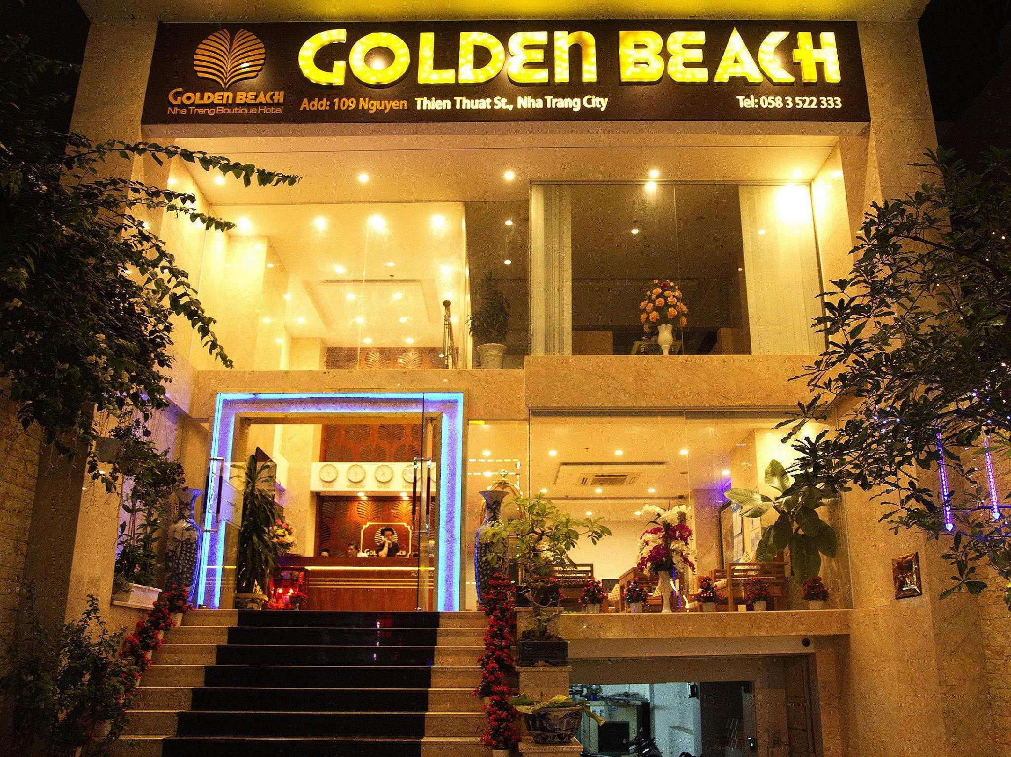 Khách Sạn Golden Beach Nha Trang