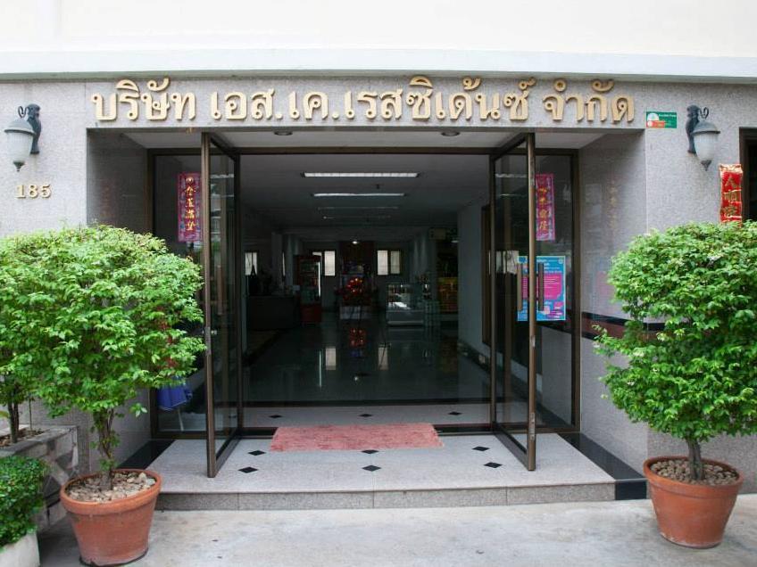 S.K. Residence, Bangkok Noi