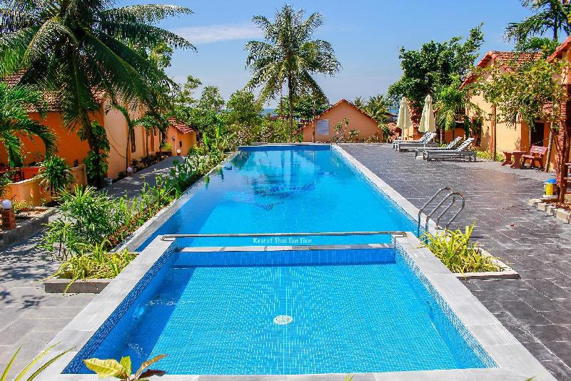 Thai Tan Tien Resort Hotel Phu Quoc Island In Vietnam