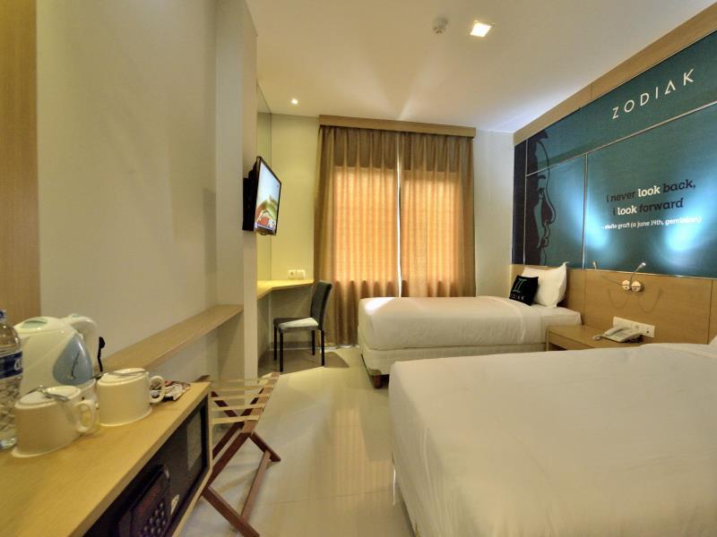 Hotel Zodiak MT Haryono Jakarta, Jakarta Timur