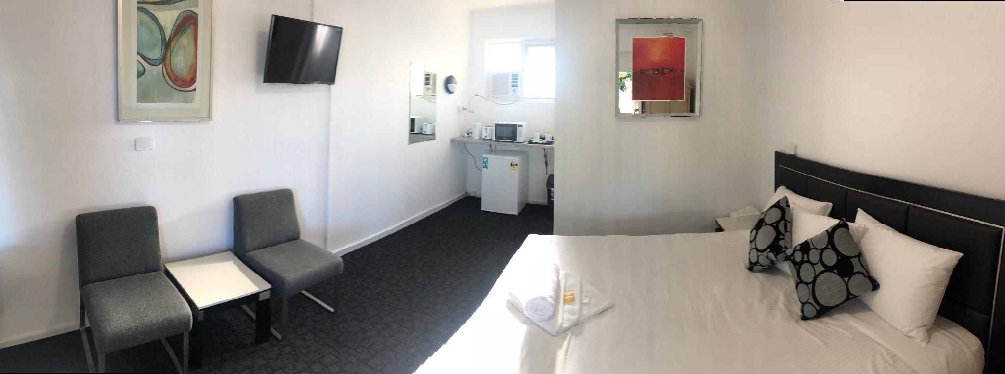 Newcastle Motel, Lake Macquarie  - North