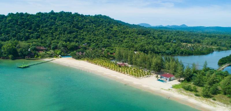Khu Nghỉ Dưỡng Bãi Biển Phú Quốc Chez Carole