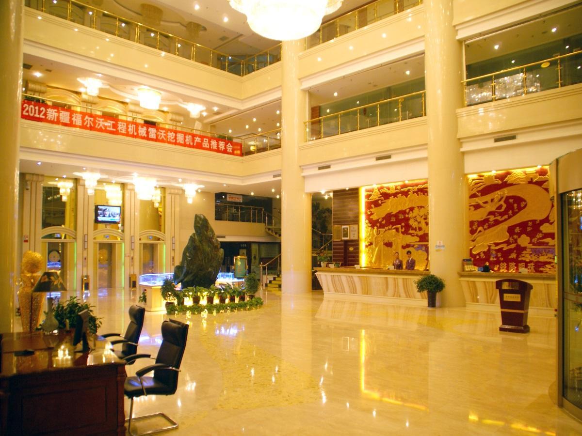 Korla Pear City Garden Hotel, Bayin'gholin Mongol
