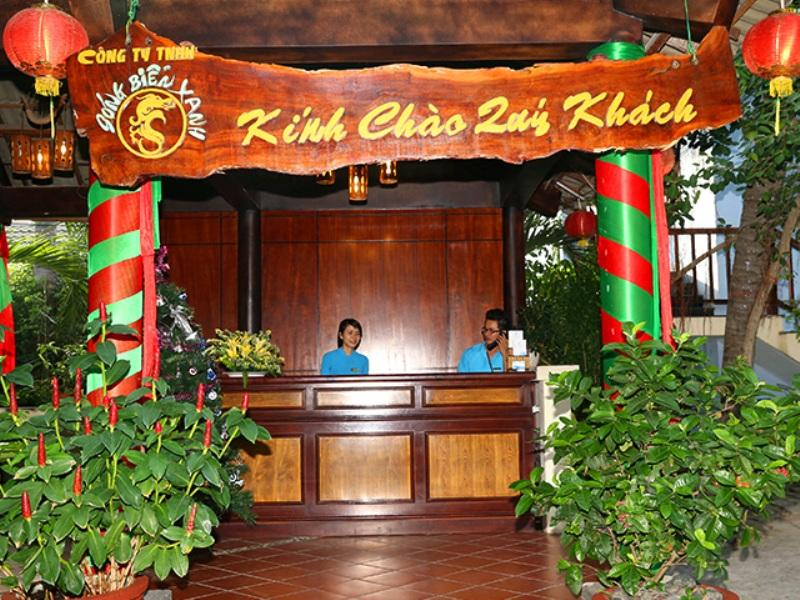 Khách Sạn Sóng Biển Xanh Mũi Né