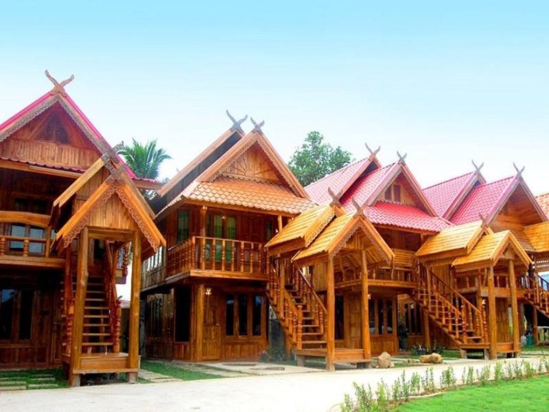 Jiaw Resort, Wang Nam Yen