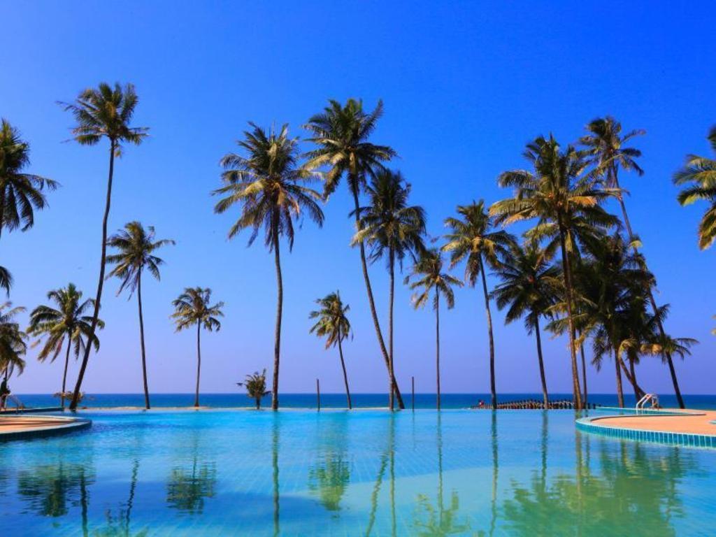best price on eskala hotels  u0026 resorts in ngwesaung beach   reviews