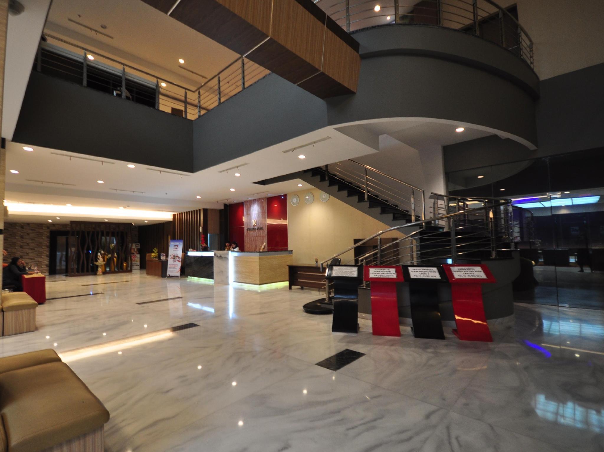 D Maleo Hotel Makassar, Makassar