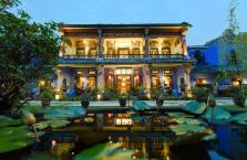 Cheong Fatt Tze- The Blue Mansion