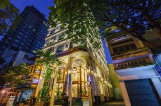 Lotus Central Hotel