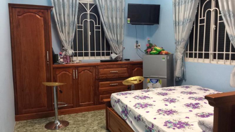 Binati rooms for rent at Thu dau mot