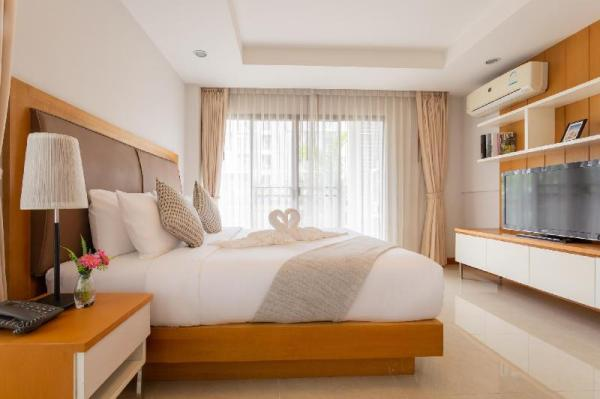 Sunshine Hotel & Serviced Apartment Chonburi
