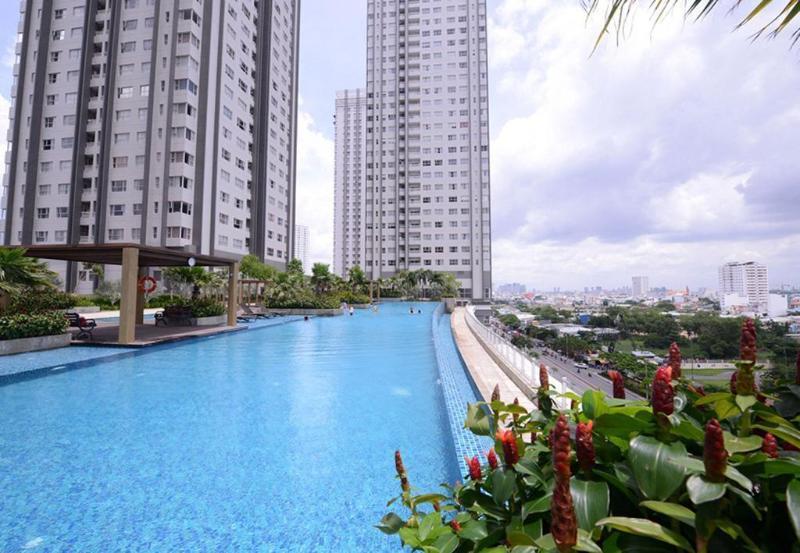 EnjoySaigon - Sunrise City Apartment's (2701)