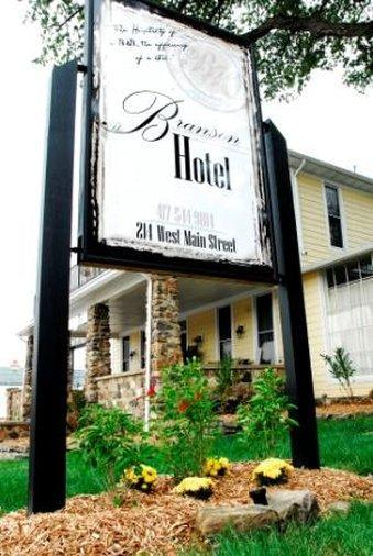 THE BRANSON HOUSE - BED AND BREAKFAST - ADULT ONLY, Taney
