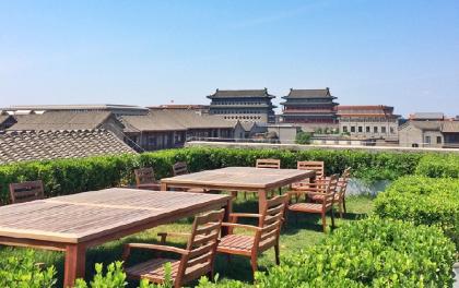 The Emperor Tiananmen Beijing