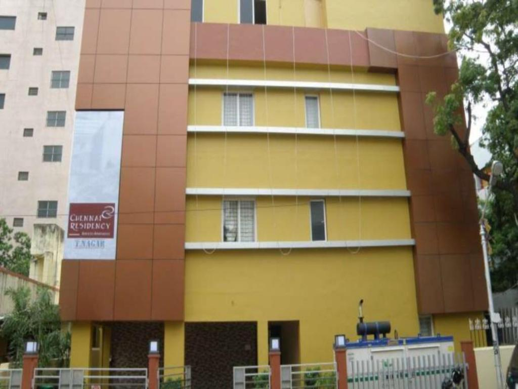 Best Price on Chennai Residency Serviced Apartment - T