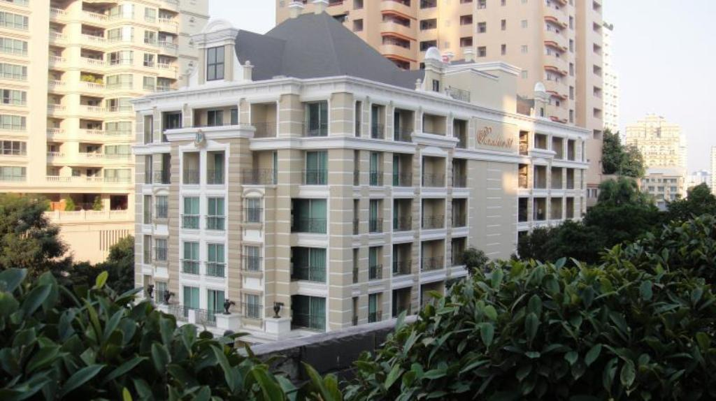【Sukhumvit Hotel】パラディソ 31 レジデンス(Paradiso 31 Residence agoda)