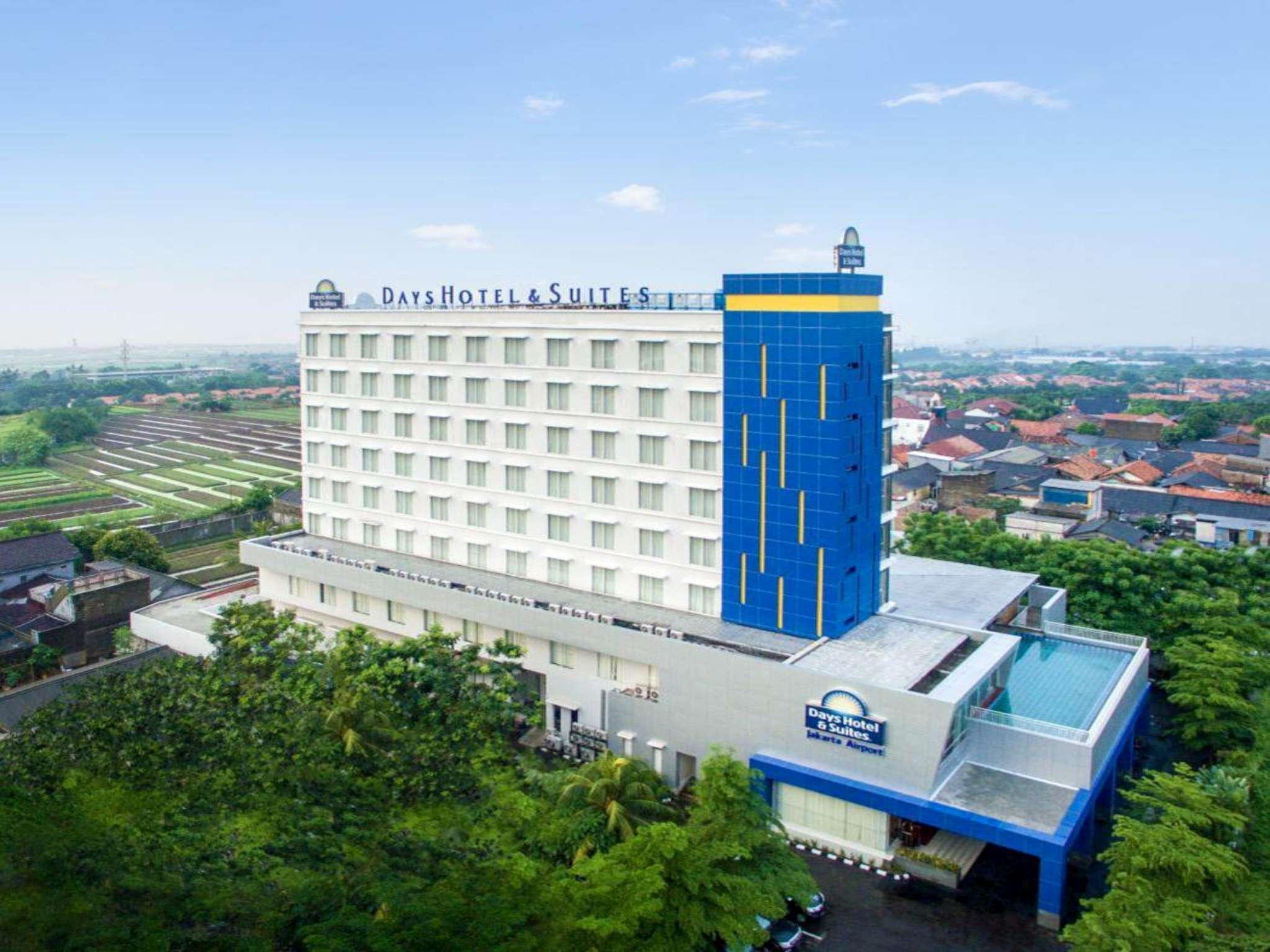 Days Hotel & Suites Jakarta Airport (Formerly Padjadjaran Suites Business & Conference Hotel Cengkar