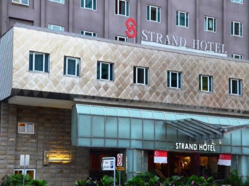 Strand Hotel,Bugis