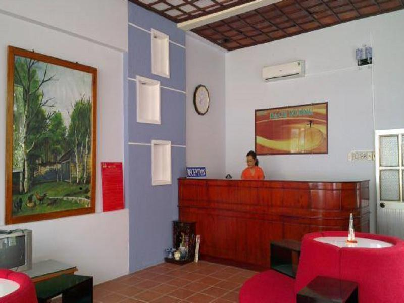 Khách Sạn Bạch Dương Mũi Né