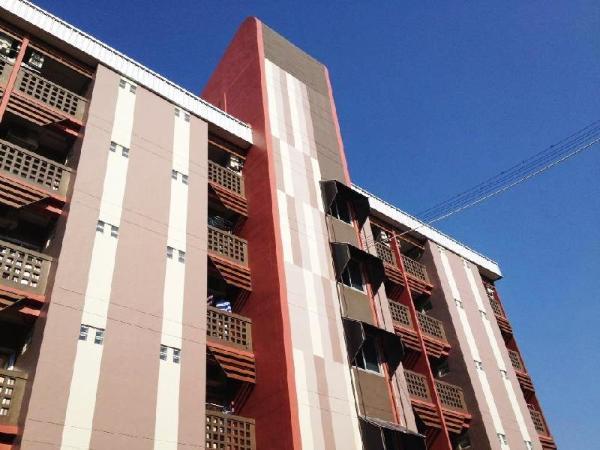 Burapha Bangsaen Garden Apartment Chonburi