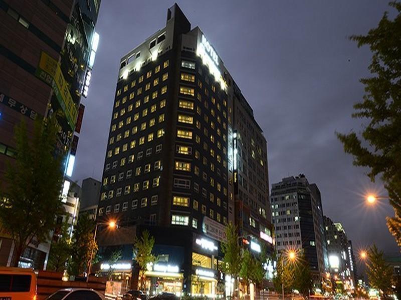 Dunsan Graytone Hotel, Daedeok
