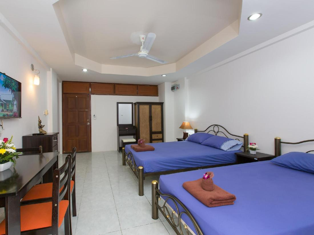 best price on patong studio apartments in phuket reviews