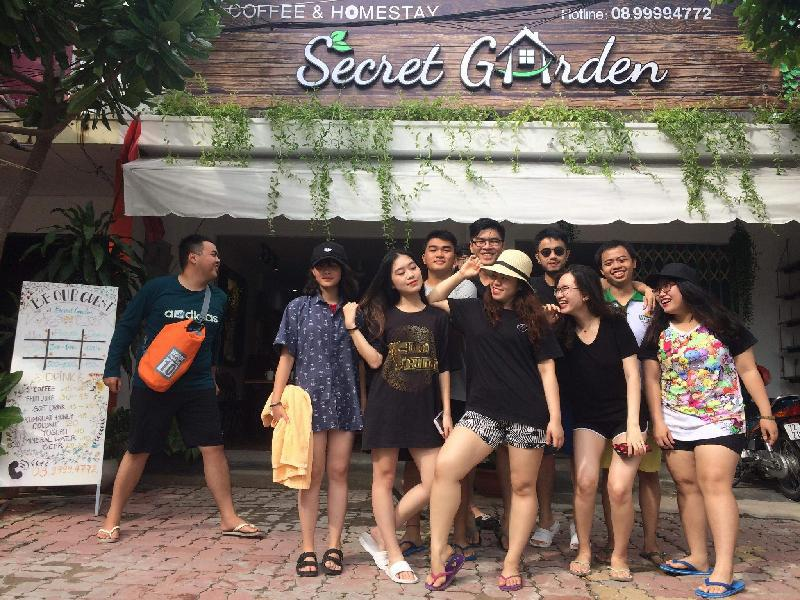 Secret Garden Coffee & Homestay - Vũng Tàu