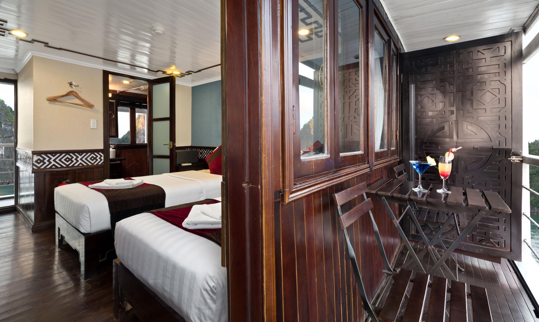 Carina Cruise Halong Bay, Hạ Long