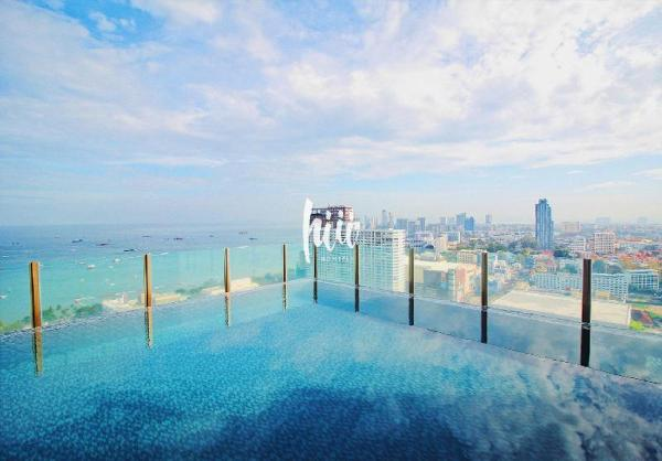 [hiii]GreatView@Beachfront BoundlessPool Gym 0003 Pattaya
