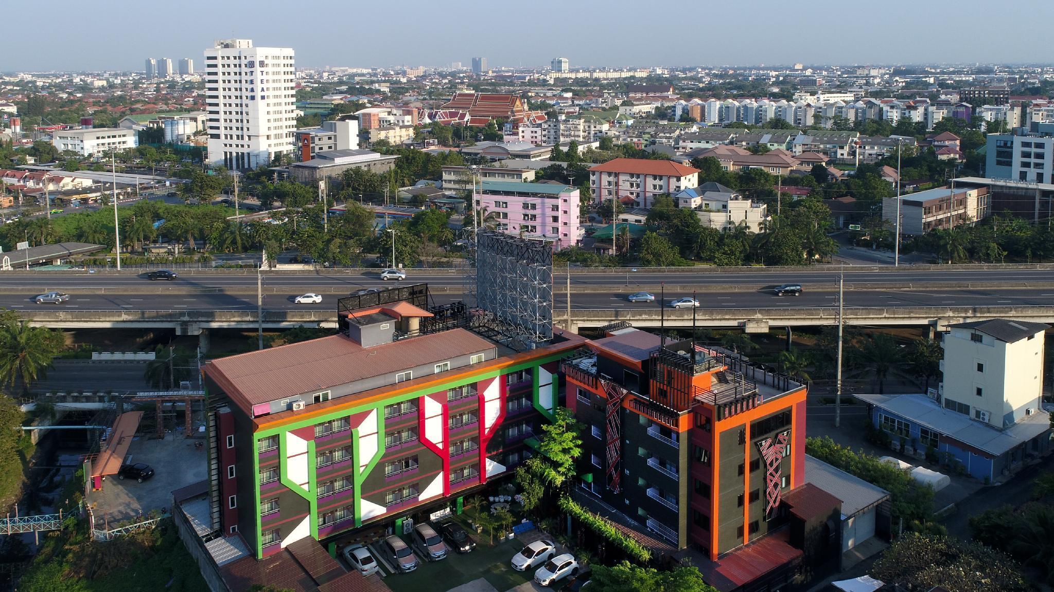 Media Hotel & Residence Bangkok, Bung Kum