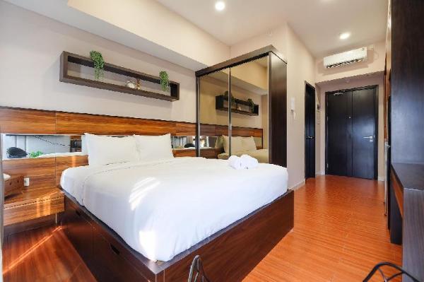 Luxurious Studio Apt at Casa De Parco By Travelio Tangerang
